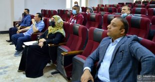 The Faculty Of Languages At The University Of Kufa Holds A Cultural Symposium Titled (Imam Ali Bin Abi Talib, Peace Be Upon Him, In Turkish Literature )